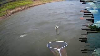 Рыбалка на реке Белая Башкирия