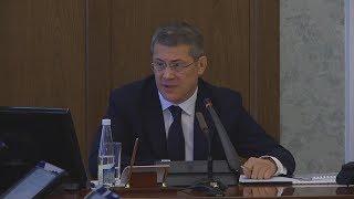 UTV. 185 рублей за мусор. Радий Хабиров не принял новые тарифы на отходы в Башкирии
