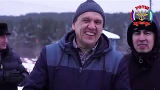 Отчётный Ролик 1 этап ЧРБ по зимнему автокроссу