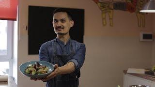 Фирменный салат Рамиля Фархуллина
