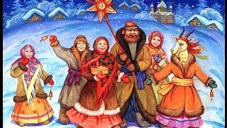 Рождественские колядки 2017 в с.Дюртюли.