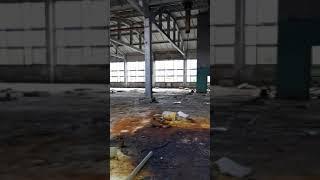 Заброшенный завод г. Бирск
