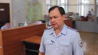 В Уфе раскрыто нападение на полицейского