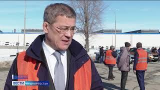 Радий Хабиров, Игорь Комаров и главы регионов ПФО посетили АО «АВТОВАЗ»