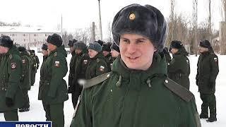 Врио Главы Башкортостана Радий Хабиров посетил воинскую часть в Алкино-2