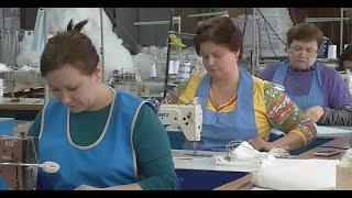 В Башкирии запущено производство масок