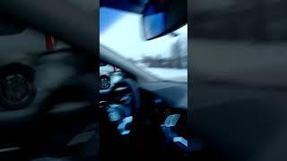 Ч1. Два ДТП подряд на автодороге Нефтекамск-Янаул 17.01.19 г.