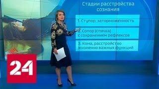 Потеря сознания с одного глотка: чем угощал своих жертв московский отравитель - Россия 24