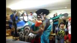 The Harlem Shake в уфимской школе (РБЛИ)