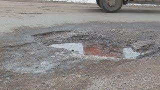 UTV. Жители поселка под Уфой добиваются установки светофора и освещения на опасном перекрестке