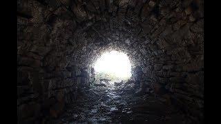 Дренажный тоннель старого почтового тракта, артефакт прошлого (Удмуртия, Киясовский район)