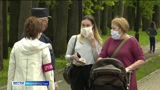 90 новых случаев за сутки: в Башкирии растет число больных COVID-19