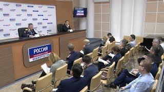 Полная запись пресс-конференции «Итоги работы следственного управления СК РФ по РБ за 2019 год»