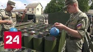В годовщину освобождения Вильнюса от фашистов в Москве прогремит салют - Россия 24