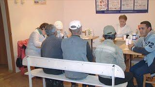 UTV. В уфимский центр помощи бездомным без предупреждения пришли правоохранительные органы