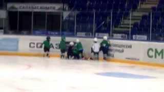 Рубилово Детский хоккей Салават Юлаев 2008