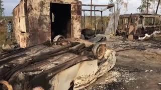 Последствия драки в селе Темясово Баймакского района Башкирии