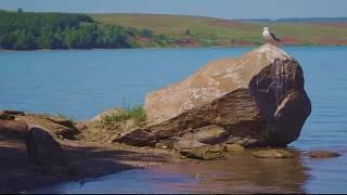 Озеро Аслыкуль. Башкортостан. Россия ● Lake Aslykul. Bashkortostan. Russia