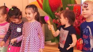 Маленькие актеры открыли театральный сезон