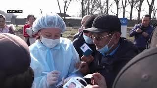 Ситуация в Украине сегодня 24 марта Коронавирус в Казахстане последние новости