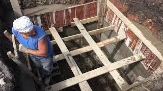 Стройка дома. Ишимбай 2017-2019