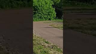 Игрули на стрельбище в Ишимбай. Освещенка