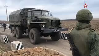 Ракета в знак мира - ополченцы ДНР сигнализировали о готовности к разведению сил в Петровском