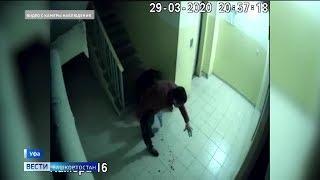 Пуля попала прямо в глаз: в подъезде жилого дома в Уфе устроили стрельбу