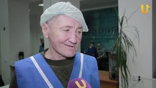 Новости UTV. Заслуженный работник культуры оказался в центре социальной помощи