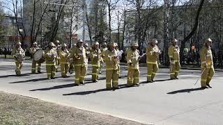 Торжественный Парад Великой Победы! 9 Мая 2018 года, город Стерлитамак