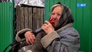 В Башкирии старики живут в заброшенной деревне. Специальный репортаж