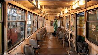 Новости UTV.  В Салавате проводится дезинфекция трамваев в связи с коронавирусом