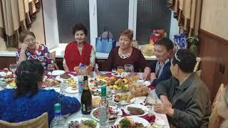 Бабуля с сёстрами, башкирские народные песни