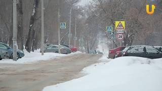 Новости UTV. Рейд в Стерлитамаке.