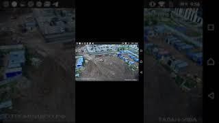 Онлайн наблюдение на строй площадке Талан-Уфа