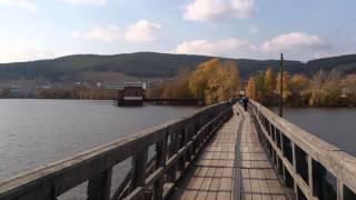 Белорецк. Деревянный мост 27.09.2014