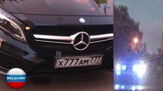 УФИМСКИЙ МАЖОР: Без прав с мигалкой подрезал главного инспектора Башкирии