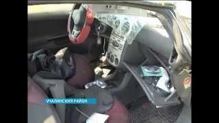 В Учалинском районе тепловоз  протаранил в автомобиль, два человека погибли