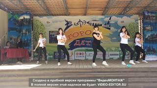 Выступление в парке Аксакова