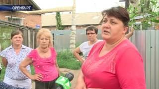 Жители улицы Уфимской остались без воды