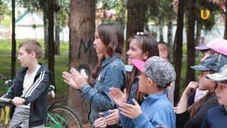 Новости UTV. Праздник друзей от компании Уфанет в с. Красноусольское