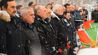В городе прошел митинг в честь Дня вывода войск из Афганистана/ Сатурн-ТВ Мелеуз