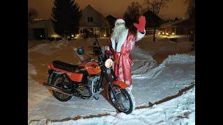 Дед Мороз на Яве 638 Люкс! С Новым 2020 годом!