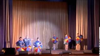 «Танец с зонтами»