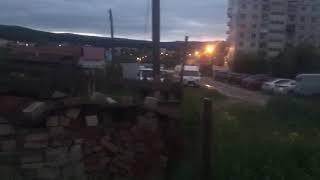 В Башкирии в ночном пожаре пострадала пожилая женщина