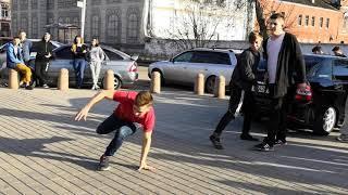Лютейшие брейкеры! Уличные танцы,Стерлитамак