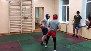 Влог № 2 клуб ММА и самбо Октябрьский