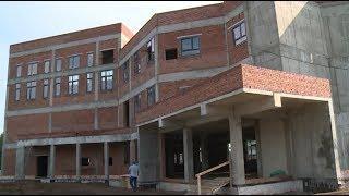 Ульфат Мустафин остался недоволен темпами строительства музыкальной школы в Затоне