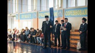 Открытый межрайонный турнир по борьбе самбо и боевому самбо в г. Давлеканово
