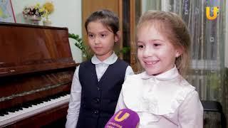 Новости UTV. Концерт в Детской музыкальной школе